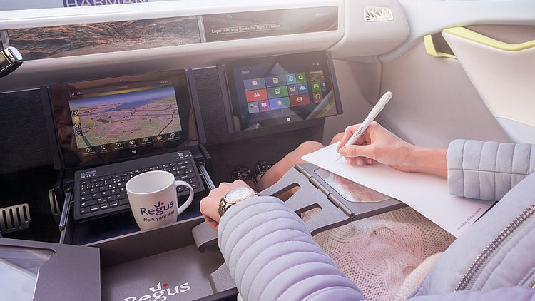 WORKING FROM CAR AUTONOMOUS VEHICLES AND THE FUTURE OF THE 9-5 - 4