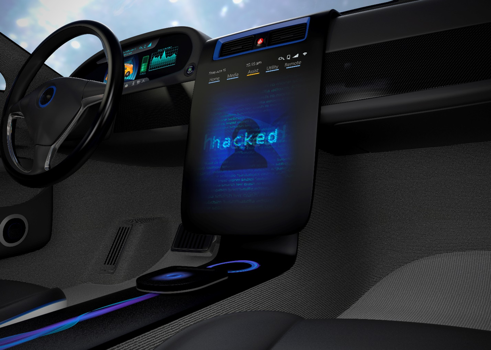 the cybersecurity factor automated cars