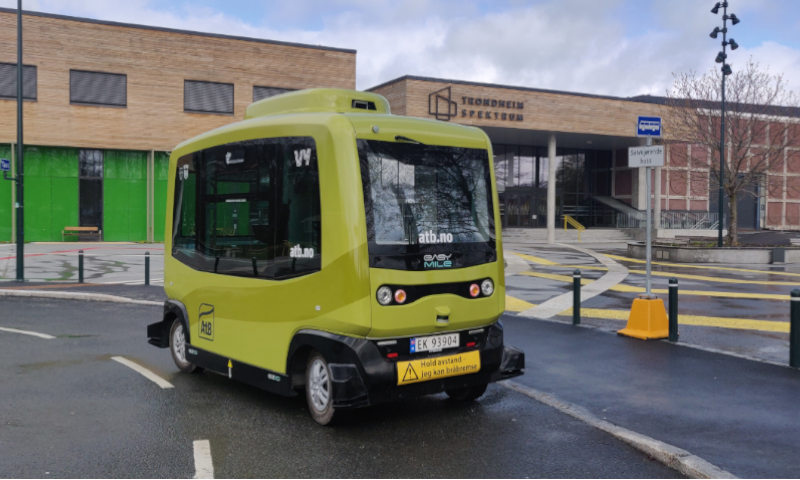 Norway's self-driving bus: a template for public transport?