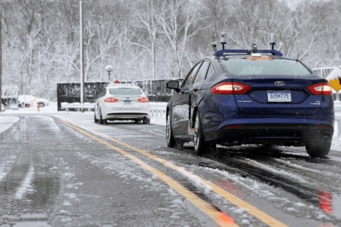 Snow car mapping data ford 2025AD