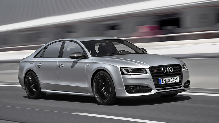 AUDI EXPERT FULLY AUTOMATED CARS - 2