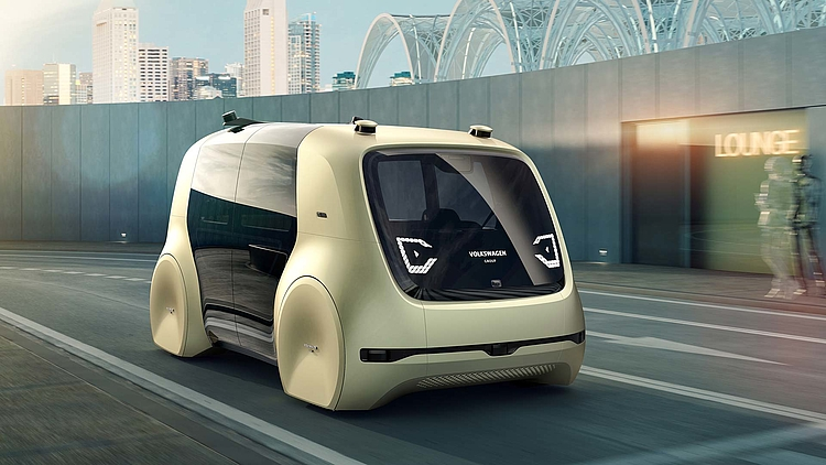 VW SEDRIC A PARADIGM SHIFT IN CAR DEVELOPMENT - 3